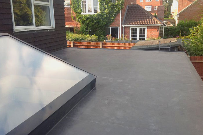 The Best Flat Roof materials